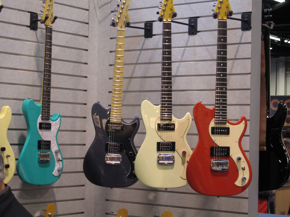 The G&L Discussion Page • View topic - Winter NAMM 2013 - G&L/ BBE