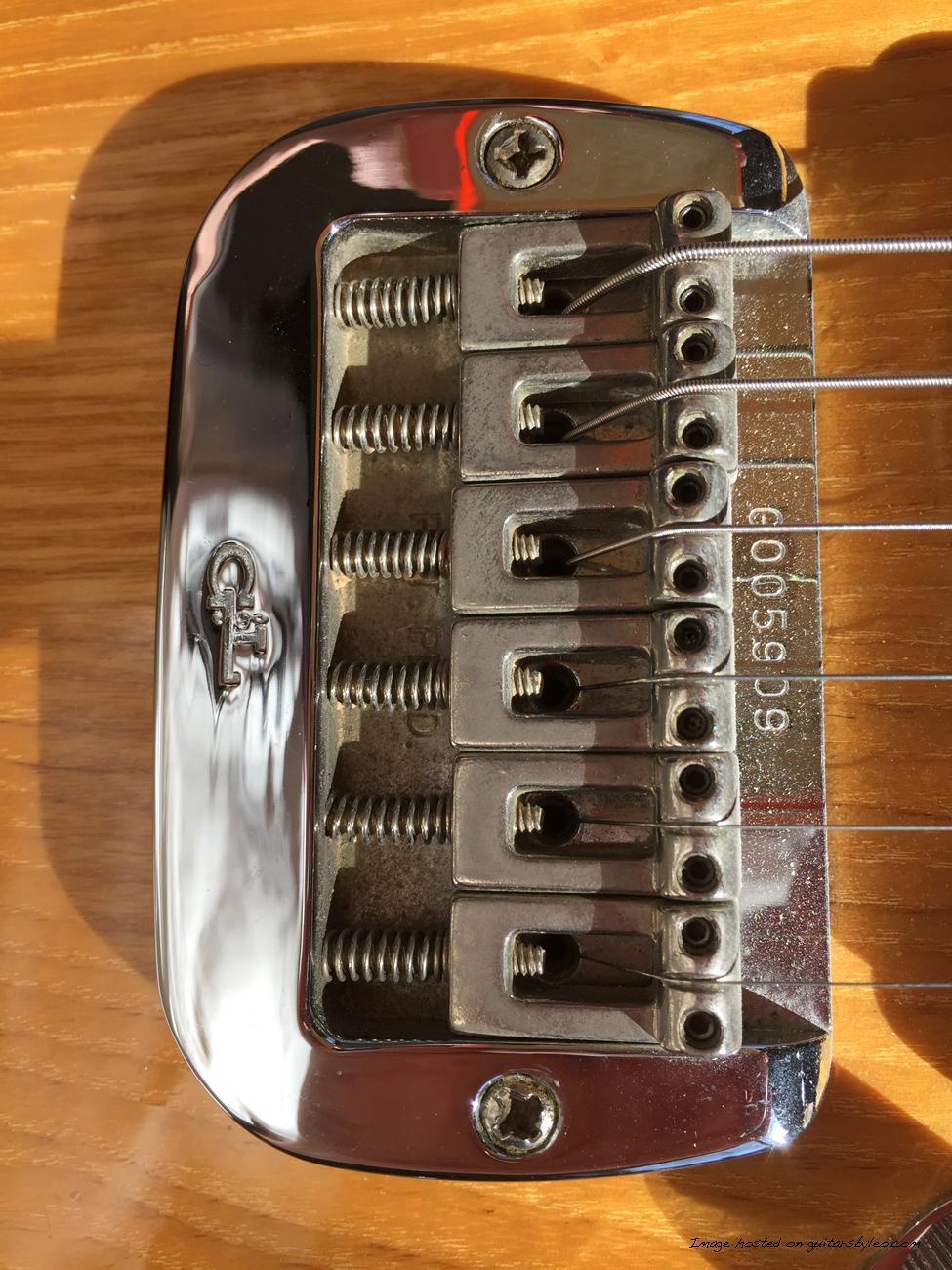musicman stingray serial numbers