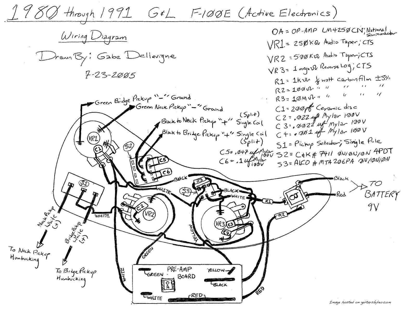 g l legacy wiring diagram images for submitting this hand drawn wiring diagram for the f 100e