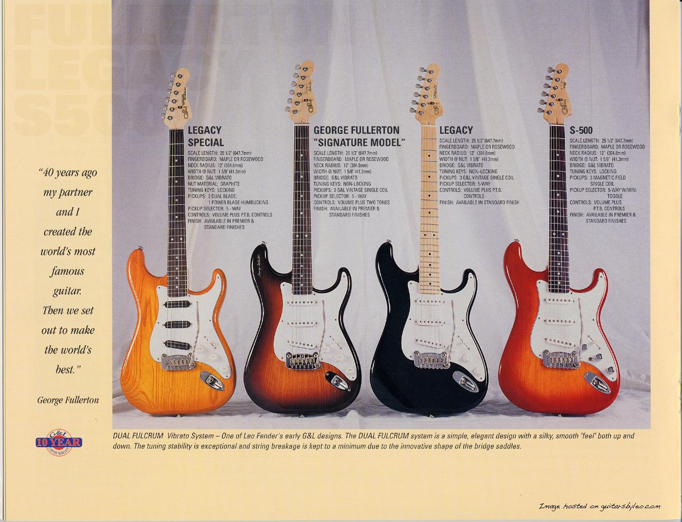 The G&L Discussion Page • View topic - old S-500 model has PTB system?