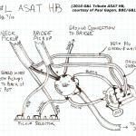 2010 G&L Tribute ASAT HB Wiring Diagram