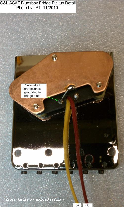 seth lover humbucker: image if the ground connection is soldered to the  red wire side, you will need to change it as shown