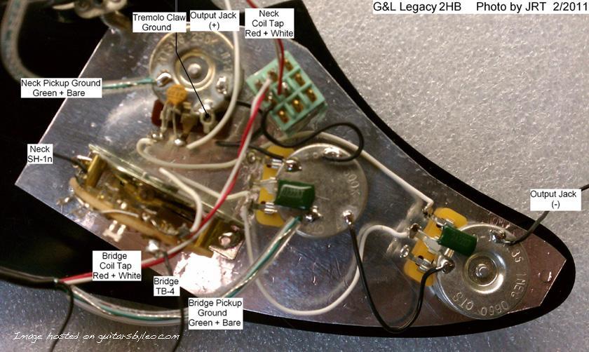 USA Legacy 2HB Picture Diagram (PTB version)